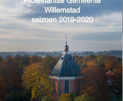 Aktiviteitengids Prot.Gem. Willemstad 2019-2020